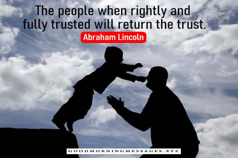 Best 191 trust quotes for relationships and best advice for you